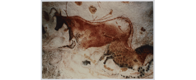 Reproduction des fresques de la grotte de Lascaux, 1983